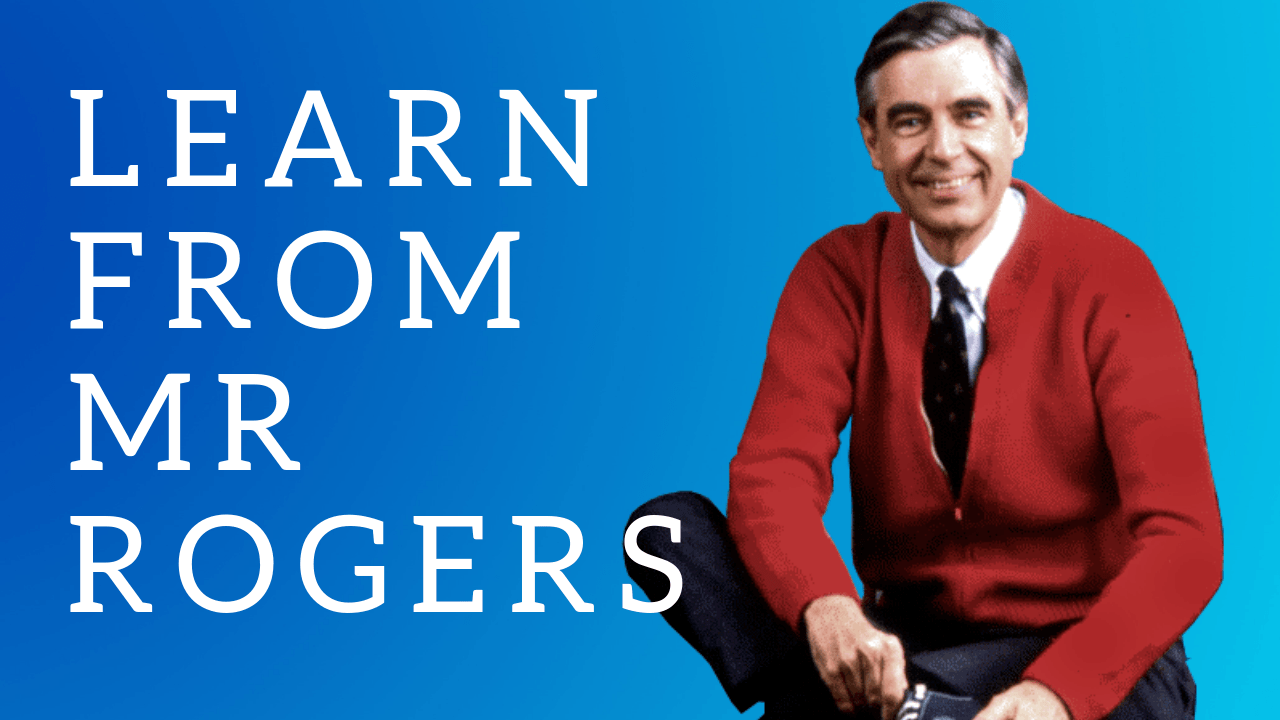 What Data Pros Can Learn From Mr Rogers Ben Sullins