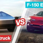 Tesla Cybertruck vs  Ford F-150 Electric - Can Tesla Become the #1 Truck in the US?