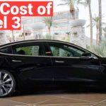 Tesla Model 3: True Cost of Ownership