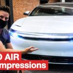 Lucid Air First Impressions!